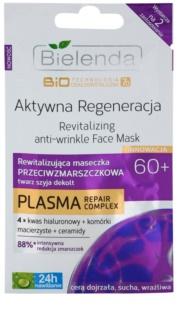 Bielenda BioTech 7D Active Regeneration 60+ revitalizační maska proti vráskám