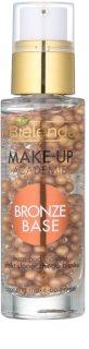 Bielenda Make-Up Academie Bronze Base Bronzer und Make-up Basis unter dem Make-up
