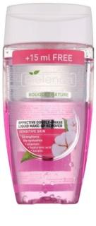 Bielenda Cotton двуфазен продукт за отстраняване на грим от чувствителни очи за укрепване на миглите