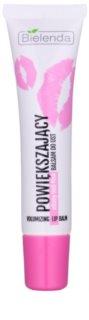 Bielenda Baby Doll Pink balzam za ustnice z učinkom povečanja