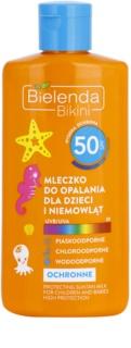 Bielenda Bikini krem ochronny dla dzieci SPF 50