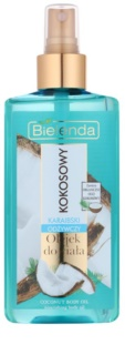Bielenda Tropical Oils Coconut поживна олійка для тіла