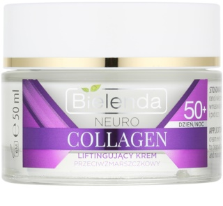 Bielenda Neuro Collagen лифтинг крем 50+