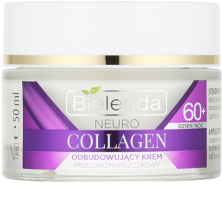 Bielenda Neuro Collagen відновлюючий крем проти зморшок 60+