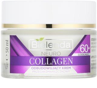Bielenda Neuro Collagen αποκαταστατική κρέμα κατά των ρυτιίδων 60+