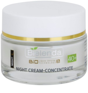 Bielenda BioTech 7D Collagen Rejuvenation 40+ Nachtverzorging - Intensief Crème  voor Huid Versteviging