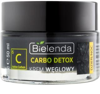 Bielenda Carbo Detox hydratační matující krém s aktivním uhlím