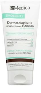 Bielenda Dr Medica Emollients очищуюча емульсія для комбінованої шкіри