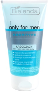 Bielenda Only for Men Sensitive čistilni gel za občutljivo in razdraženo kožo