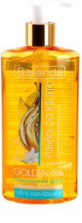 Bielenda Golden Oils Ultra Hydration Shower And Bath Oil With Moisturizing Effect