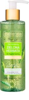 Bielenda Green Tea gel micellaire nettoyant pour peaux mixtes et grasses