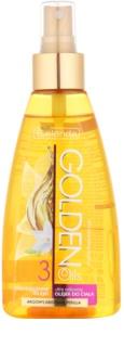Bielenda Golden Oils Ultra Nourishing масло за душ и вана за суха кожа