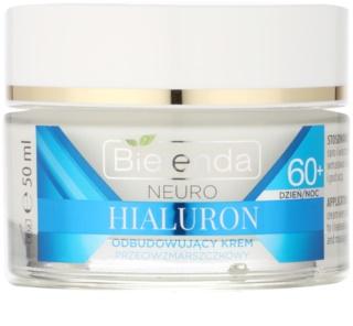 Bielenda Neuro Hyaluron konzentrierte Creme zur Reduktion von Falten 60+