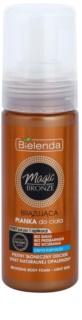 Bielenda Magic Bronze mousse auto-bronzante pour peaux claires