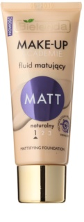 Bielenda Make-Up Academie Matt Full Coverage Matte Finish Foundation