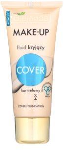 Bielenda Make-Up Academie Cover make up pentru pielea cu imperfectiuni