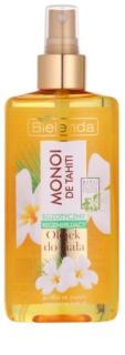 Bielenda Tropical Oils Monoi De Tahiti huile corporelle régénérante