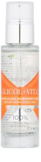 Bielenda Neuro Glicol + Vit. C Night Rejuvenating Serum with Exfoliating Effect