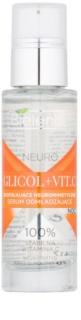Bielenda Neuro Glicol + Vit. C sérum de nuit rajeunissant effet exfoliant