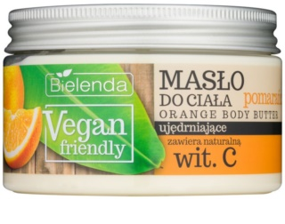 Bielenda Vegan Friendly Orange maslo za telo