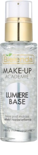 Bielenda Make-Up Academie Lumiere Base rozjasňující podkladová báze pod make-up