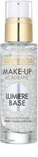 Bielenda Make-Up Academie Lumiere Base baza de machiaj iluminatoare