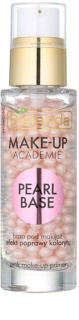 Bielenda Make-Up Academie Pearl Base Pink Makeup Primer For Healthy Look