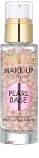 Bielenda Make-Up Academie Pearl Base трояндовий праймер  під тональний засіб тональна основа для макіяжу