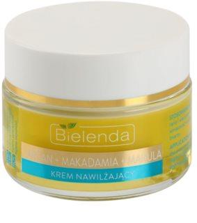 Bielenda Skin Clinic Professional Moisturizing crème hydratante en profondeur effet lissant