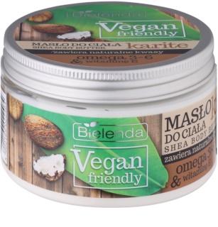 Bielenda Vegan Friendly Shea Body Butter