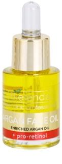 Bielenda Skin Clinic Professional Pro Retinol подхранващо олио за лице за изглаждане на контурите
