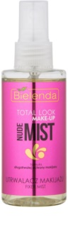 Bielenda Total Look Make-up Nude Mist pršilo za fiksiranje make-upa