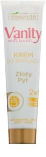 Bielenda Vanity Soft Touch crema depilatoria per tutti i tipi di pelle