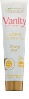 Bielenda Vanity Soft Touch крем за депилация  за всички видове кожа