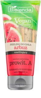 Bielenda Vegan Friendly Water Melon exfoliant corp