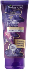 Bielenda Your Care Frangipani & Royal Jelly Body Scrub With Sugar For Hydrating And Firming Skin