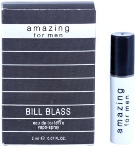 Bill Blass Amazing Eau de Toilette para homens 2 ml