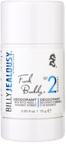 Billy Jealousy Signature Funk Buddy No. 2 Deodorant Stick