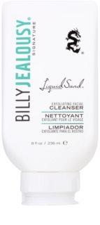 Billy Jealousy Signature Liquid Sand exfoliačný čistiaci gél