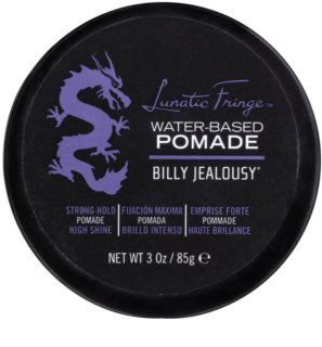 Billy Jealousy Lunatic Fringe Strong-Hold Hair Pomade For All Types Of Hair