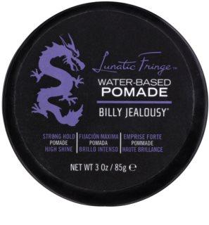 Billy Jealousy Lunatic Fringe Pomade mit starker Fixierung für alle Haartypen