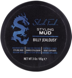 Billy Jealousy Slush Fund Modeling Clay Strong Firming