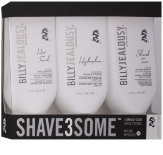 Billy Jealousy Shave3Some Kosmetik-Set  I.