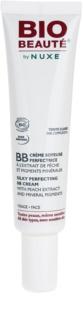 Bio Beauté by Nuxe Skin-Perfecting crema BB cu extract de piersica si pigmenti minerali