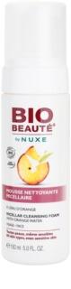 Bio Beauté by Nuxe Cleansing micelarna čistilna pena s pomarančno vodo