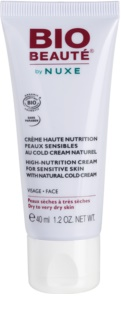 Bio Beauté by Nuxe High Nutrition подхранващ крем съдържа cold cream