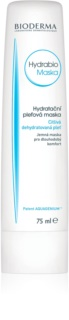 Bioderma Hydrabio Masque Moisturizing And Nourishing Mask For Sensitive Very Dry Skin
