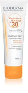 Bioderma Photoderm AKN Protective Matt Fluid for Face SPF 30