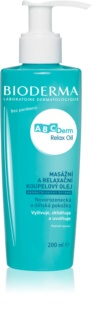 Bioderma ABC Derm Huile Douceur Body Oil For Kids