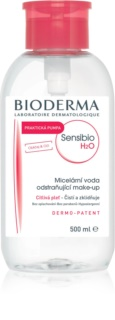 Bioderma Sensibio H2O Micellar Water for Sensitive Skin with Dispenser